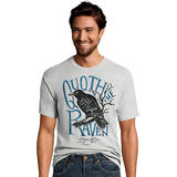 Hanes Men's Edgar Allen Poe Graphic Tee GT49 Y07537