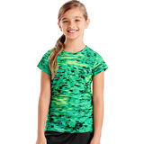 Hanes Sport Girls' Speed Dash Performance Tee OK327