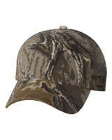 Outdoor Cap Classic Mesh-Back Camo Cap 415PC