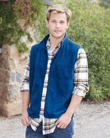 Colorado Clothing Classic Sport Fleece Full-Zip Vest 9631