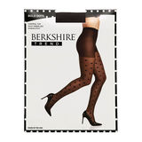 Berkshire Bold Dots Cotrol Top Sheer Pantyhose 8026