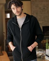 Alternative Weekender Vintage Heavy Knit Hoodie 7601