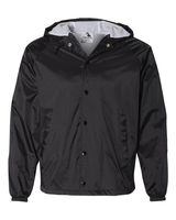 Augusta Sportswear Hooded Coaches Jacket 3102
