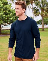 Fruit of the Loom Sofspun Long Sleeve T-Shirt SFLR