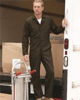 Red Kap Twill Action Back Coverall CT10