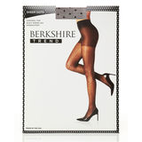 Berkshire Women's Trend Sheer Dot Control Top Pantyhose 8012