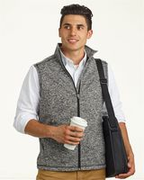 J. America Cosmic Fleece Vest 8631