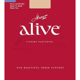 Hanes Hosiery 811  Alive Sheer to Waist Support Pantyhose