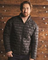 Burnside Elemental Puffer Jacket 8713