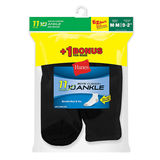 Hanes EZ-Sort Boys Ankle Socks 11-Pack 422/11