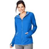 Hanes Sport Women's Performance Fleece Zip Up Hoodie O4873