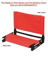 The Stadium Chair Folding Stadium Seat Wide Chair Seat WSC2 SEAT