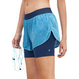 Champion Vapor 6. 2 Two-in-One Womens Shorts M8865