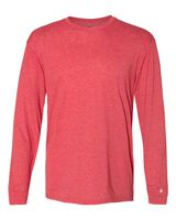 Badger Triblend Performance Long Sleeve T-Shirt 4944