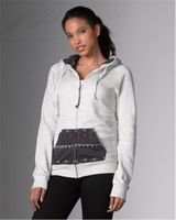 MV Sport Women's Angel Fleece Nadia Full Zip W18139
