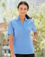 PRIM + PREUX Women's Dynamic Y-Neck Sport Shirt 1997L