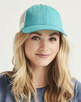 Comfort Colors Mesh-Back Trucker Cap 105