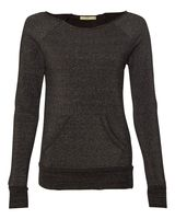 Alternative Eco-Fleece Women's Maniac Sweatshirt 9582