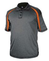 Badger Pro Heather Fusion Performance Sport Shirt 3347