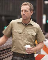 Red Kap Utility Short Sleeve Work Shirt ST62