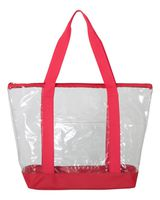 Liberty Bags Clear Boat Tote 7009