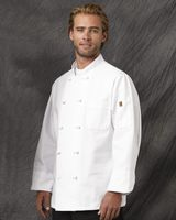 Chef Designs Executive Chef Coat Long Sizes 0420L