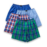 Jockey Men's Active Blend Cotton Woven Boxer - 4 Pack 9543
