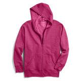 Just My Size ComfortSoft EcoSmart Fleece Full-Zip Women's Hoodie OJ105