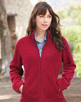Colorado Clothing Women's Classic Sport Fleece Full-Zip Jacket 9634