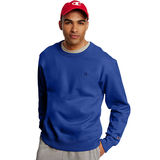 Champion Mens Powerblend Fleece Pullover Crew S0888
