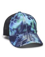 Outdoor Cap Performance Camo Mesh-Back Cap PFC150M