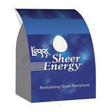 Leggs Hosiery 65200 Sheer Energy Control Top RT Pantyhose