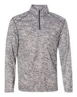 Badger Blend Quarter-Zip Pullover 4192
