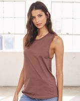 BELLA + CANVAS Women's Jersey Muscle Tank 6003