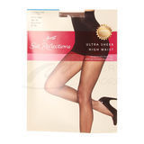 Hanes Hosiery 0B397  Silk Reflections High Waist Control Top Pantyhose