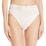 Vanity Fair Flattering Lace Hi-Cut Brief Panty 13280