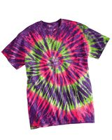 Dyenomite Youth Ripple Tie Dye T-Shirt 20BRP