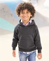 Independent Trading Co. Toddler Special Blend Raglan Hooded Sweatshirt PRM10TSB