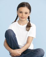 SubliVie Youth Polyester Sublimation Tee 1210