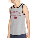 Champion Women's Heritage Ringer Tank- Arch W9845G 549699