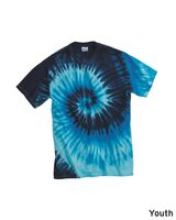 Dyenomite Youth Tide Tie Dye T-Shirt 20BTI