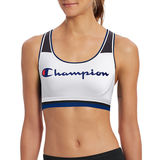 Champion The Absolute Mesh Sports Script Logo Wirefree Bra B1251O Y07038