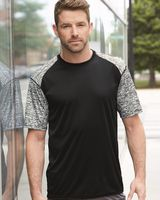 Badger Blend Sport Short Sleeve T-Shirt 4151
