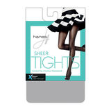 Hanes X-Temp Sheer Control Top Tights with Comfort Waistband HFT011
