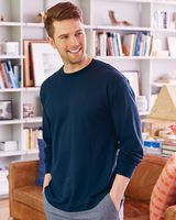 Hanes ComfortSoft® Long Sleeve T-Shirt 5286