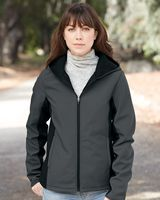 Colorado Clothing Women's Antero Hooded Soft Shell Jacket 9617
