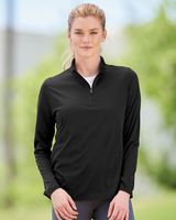 Augusta Sportswear Women's Attain True Hue Performance Quarter-Zip Pullover 2787