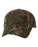 Outdoor Cap Garment-Washed Camo Cap CGW115