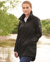Columbia Women's Sustina Springs Long Lined Windbreaker 183975