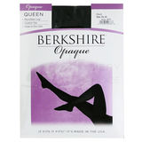 Berkshire Women's Plus-Size Queen Opaque Control Top Tights 4808